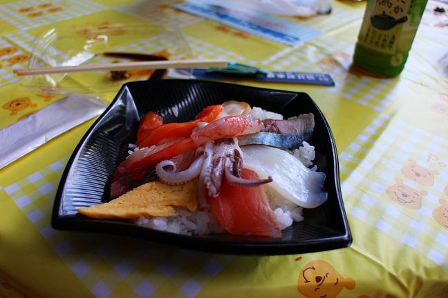 20130623海鮮丼2