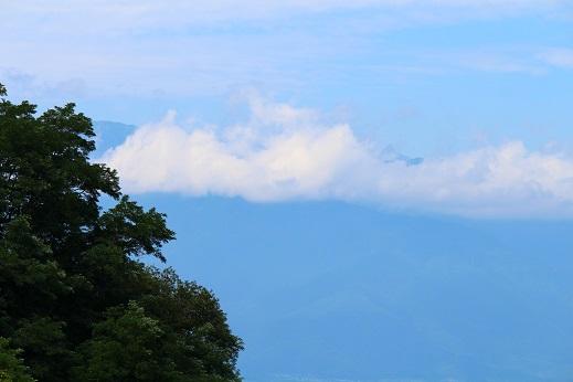20130827槍ヶ岳