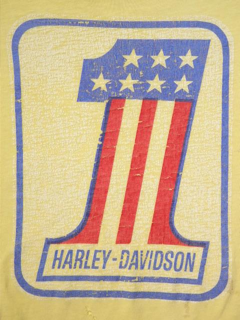 35ハーレーNO1T-シャツ 008