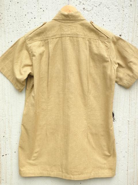 49ブリティシュアーミーシャツ 003