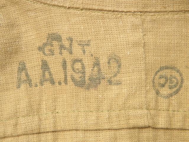 49ブリティシュアーミーシャツ 022
