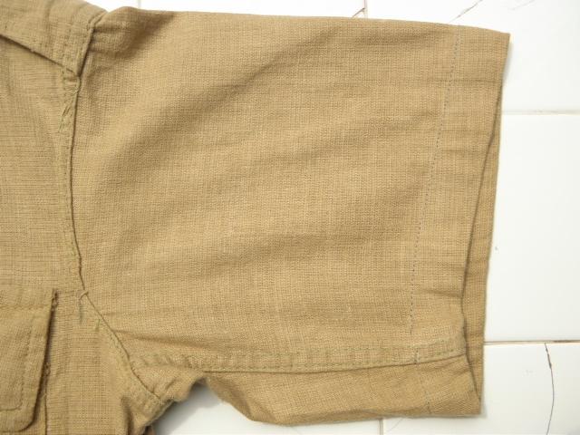 49ブリティシュアーミーシャツ 020