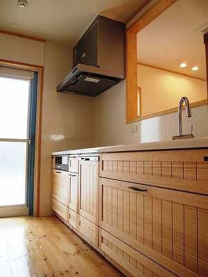 s-キッチン