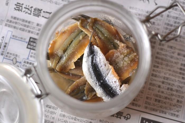 キャベツ炒め(糠漬けのある食卓