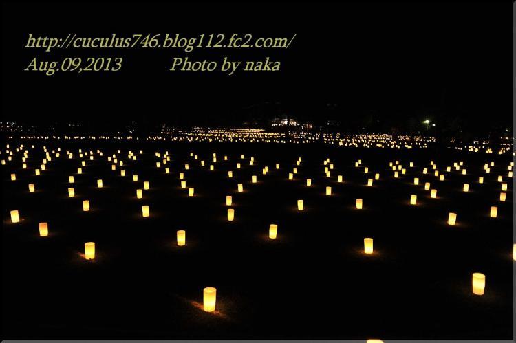 東大寺 燈火会