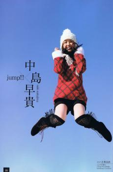 なっきぃJUMP!