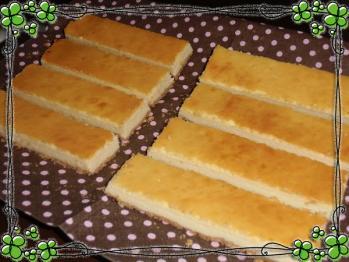 ベイクドチーズケーキ完成②