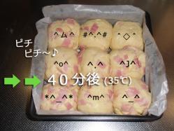 オニオンチーズパン④