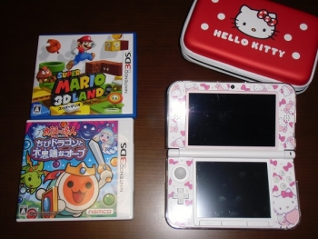 3DS LL②