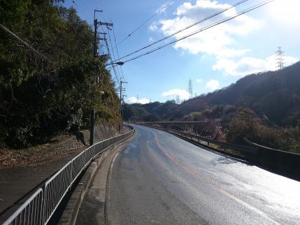 2013/12/29 清滝峠
