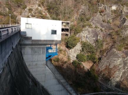 2014/1/22 鴨川ダム