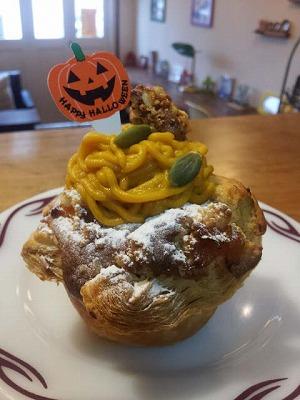 Dailys muffinハロウィン用マフィン画像