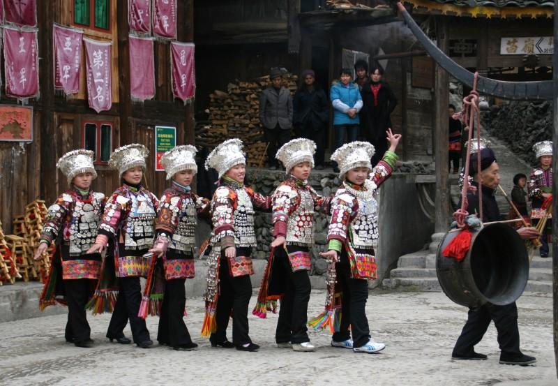 踊る!旅する!ゆきうさぎ-貴州省