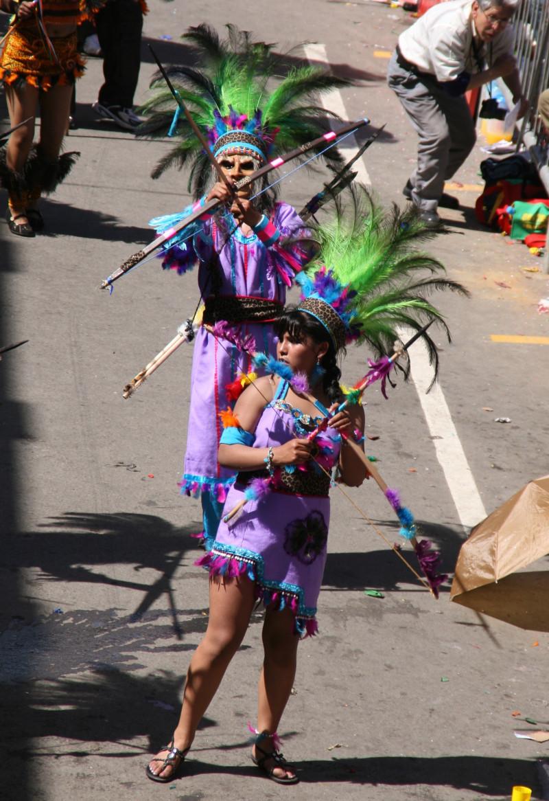 踊る!旅する!ゆきうさぎ-オルロのカーニバル