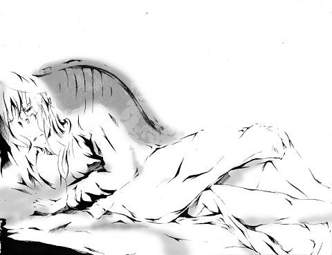 寝っ転がり