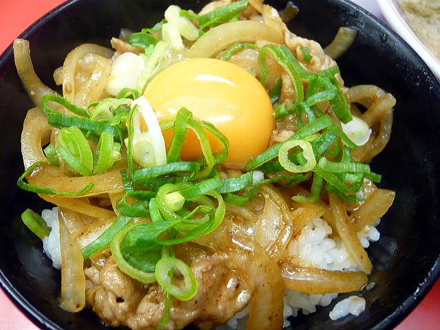 ラーメン 魁力屋 堺新金岡店@01スタミナ丼定食 4