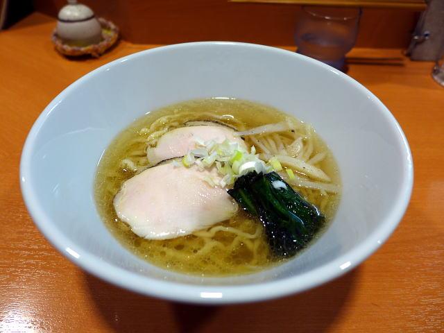 伊佐夫@01鶏そばTEN麺 1