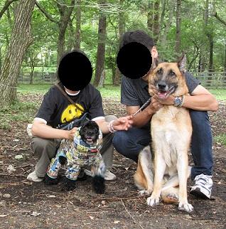 最後の家族写真