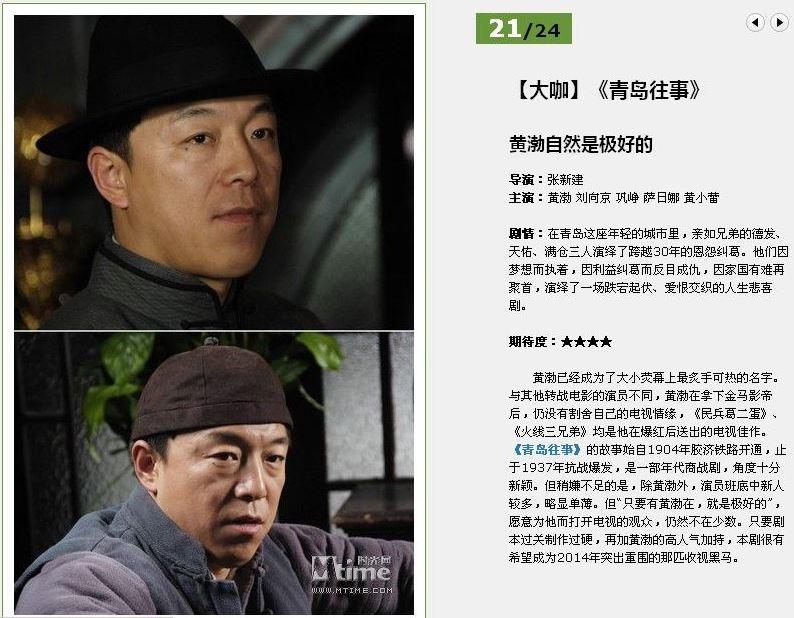 2014最受期待的24部内地剧-21