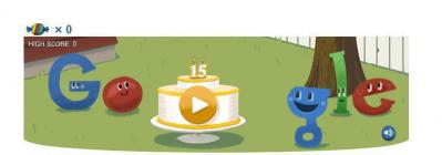 Google 15 1