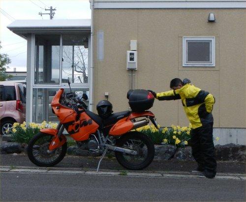 春の小樽07
