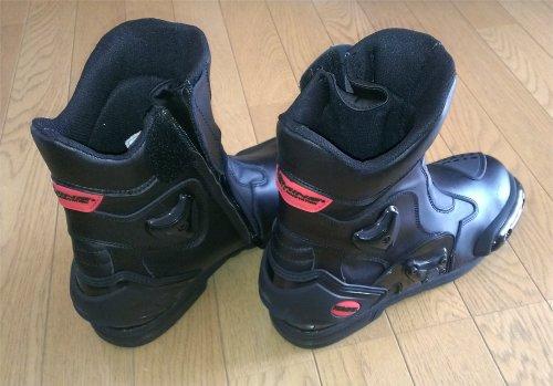 ブーツ試走02