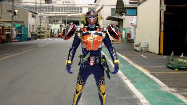 鎧武ep1 11