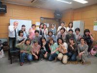 三橋音楽室にて20130514