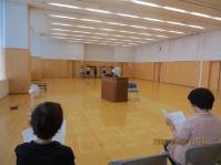 ホール練習② 20130530