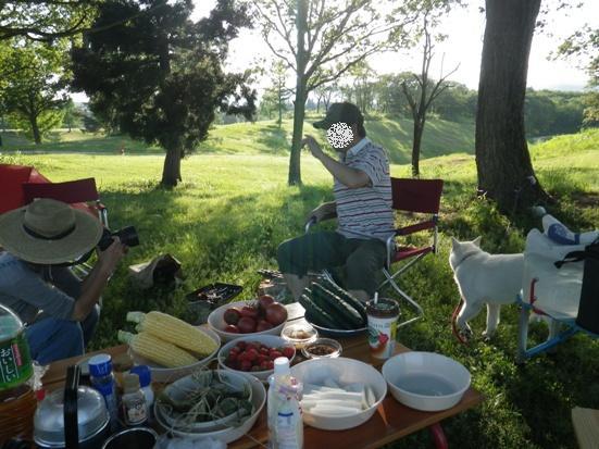 2013.6.2 食事開始