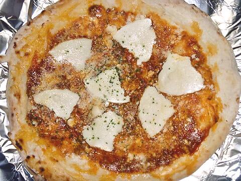 ピザレボの「ボロネーゼ」 焼く前