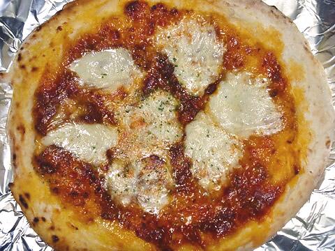 ピザレボの「ボロネーゼ」 焼いた後