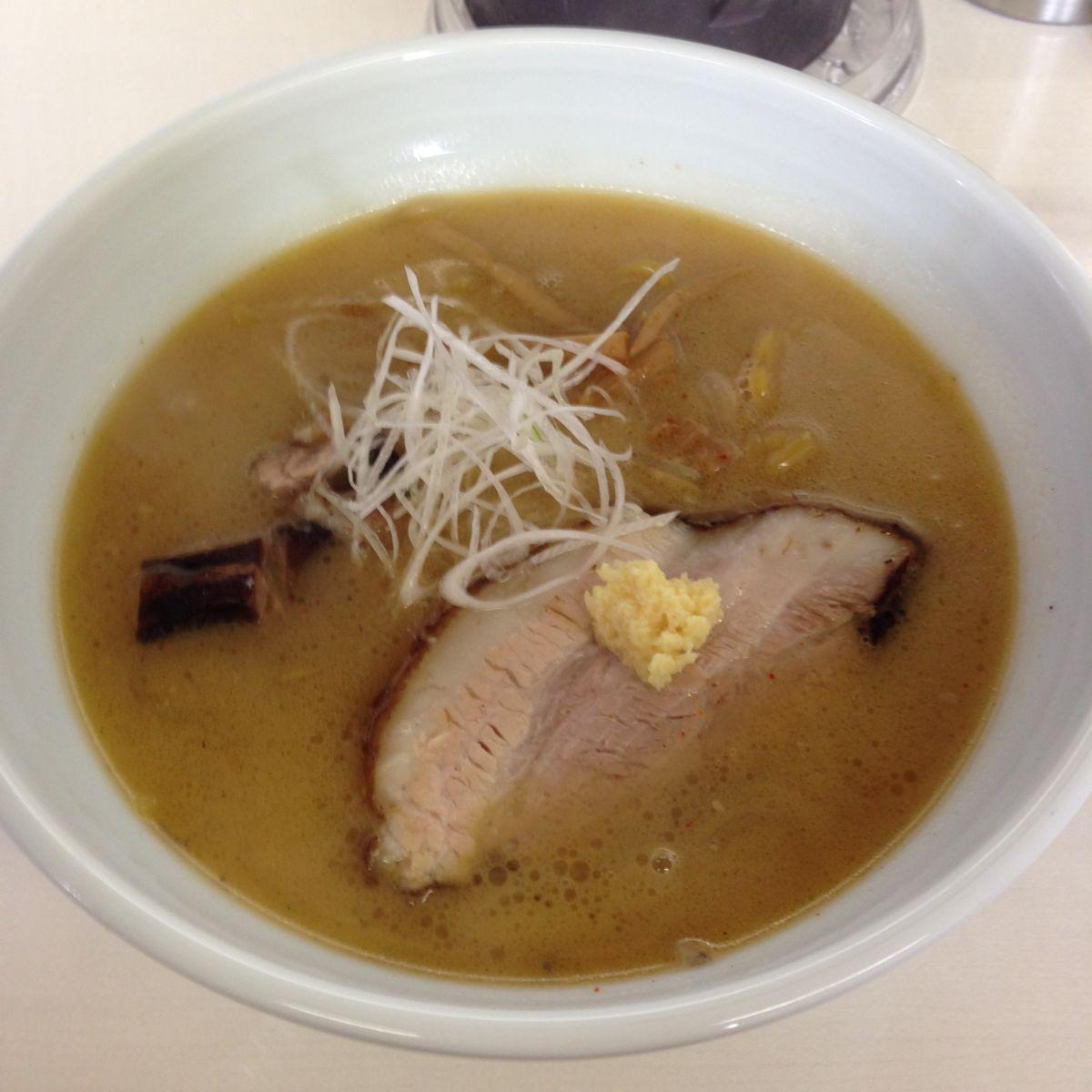 穂高2014-11-12味噌らーめん