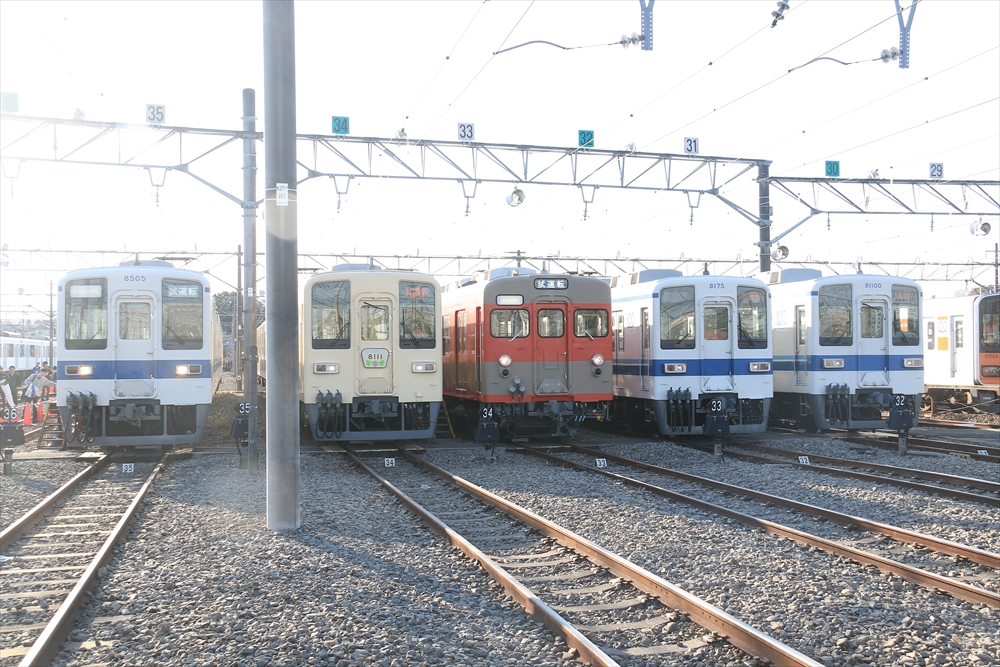 8505F&81111F&8111F&8175F&81100F 試運転
