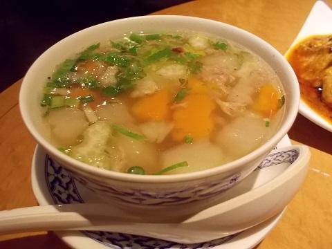 タイスープ
