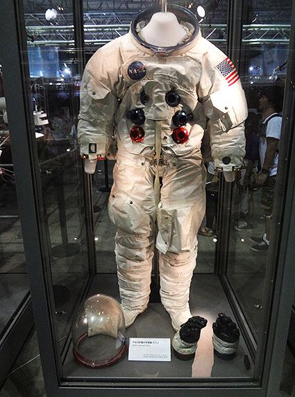 アポロ計画の宇宙服