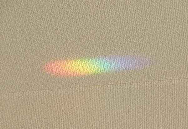 20141016サンキャッチャーの光③