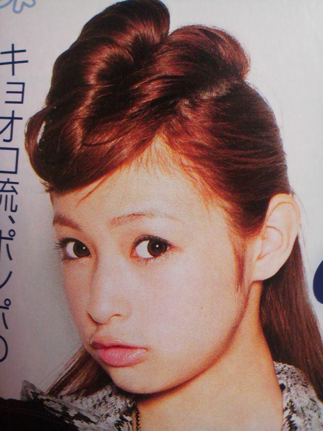 日南響子のモデル画像1