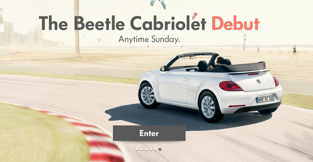 the beetle cabriolet7