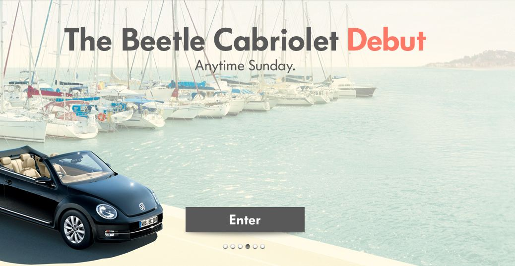 the beetle cabriolet6