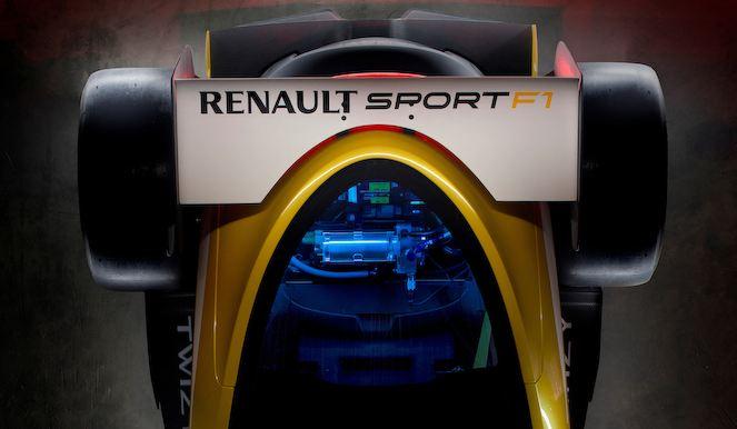 ルノー TWIZY F1 3