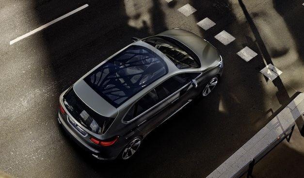 BMW コンセプトアクティブツアラー7