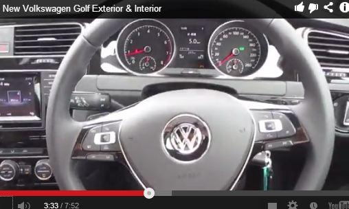 新型ゴルフ デザイン動画2