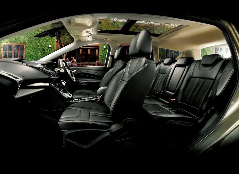 フォード 新型クーガ4