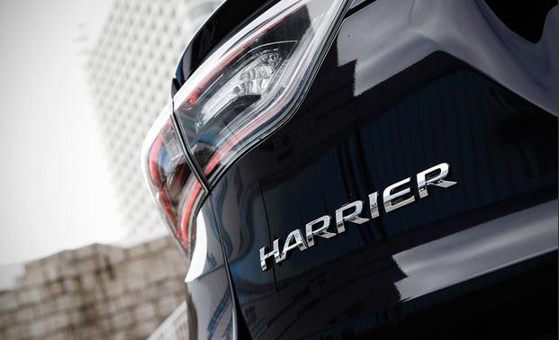 新型ハリアー7