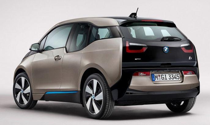 BMW i3 エクステリア画像2