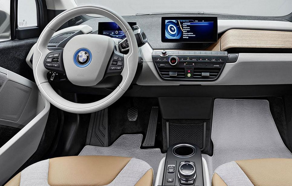 BMW i3 インテリア