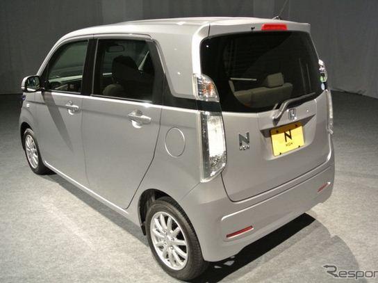 N-WGN実車2