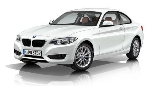BMW 2シリーズクーペ2