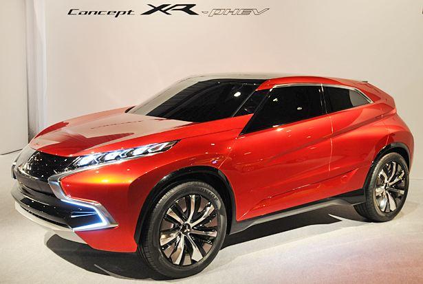XR-PHEV実車